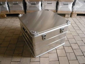 Alu-Box 115 Liter Aluminum Storage Case ABS115