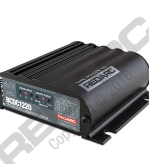 REDARC- 20A In-Vehicle DC Battery Charger