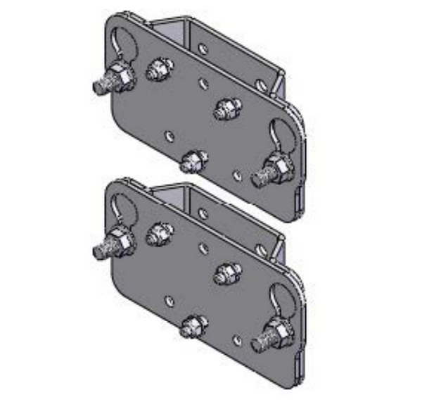 ARB-Awning Bracket Quick Release Kit 5