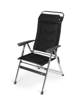 Dometic- Quattro Milano Chair- Pro Black