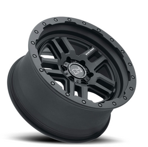 Black Rhino®- Barstow-Textured Matte Black (Van Wheels)