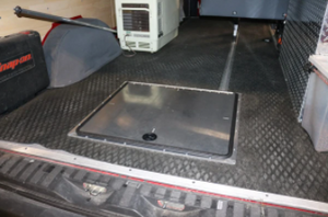 Van Compass- Rear Storage Trunk (2007+ Sprinter)