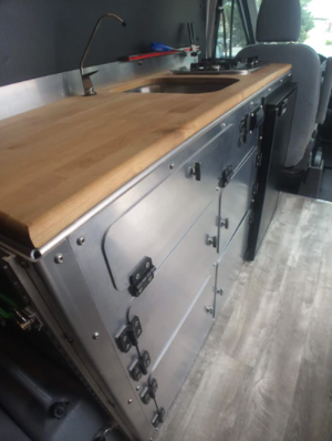 Van Compass-Universal Kitchen Galley