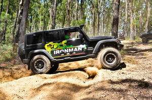 Ironman- Airforce Snorkel Suited for Jeep Wrangler JK