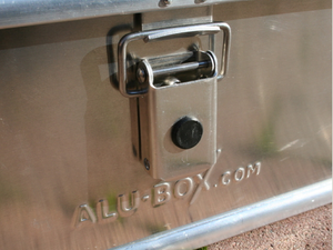 Alu-Box 29 Liter Aluminum Storage Case ABA29 - In Stock!