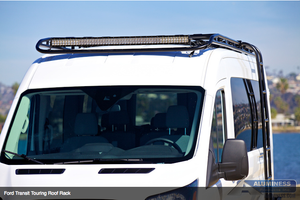 Aluminess Roof Rack - Ford Transit