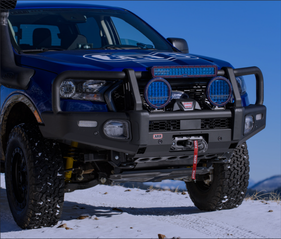 ARB Summit Front Bumper for 2019+ Ford Ranger