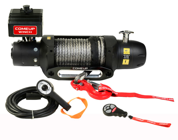 COMEUP SEAL Gen2 12.5rs 12V Winch