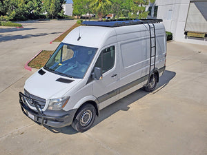 Aluminess Mercedes Sprinter Modular Roof Rack Additional Vent Panel Kit