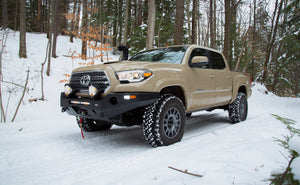 "GTS SUSPENSION - 2nd and 3rd Gen Toyota Tacoma 2.0"" Light Load Front and Quick Ride Rear Kit"