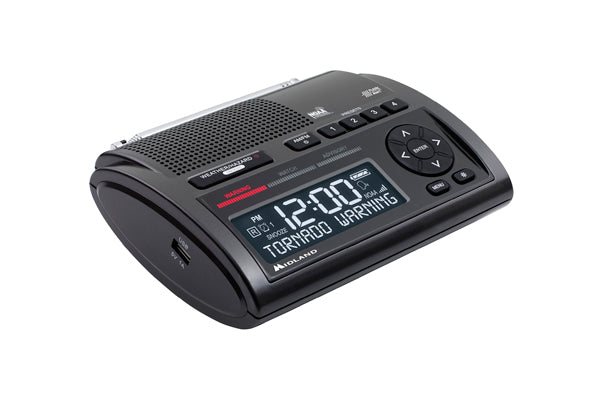 Midland- WR400 Deluxe NOAA Weather Radio