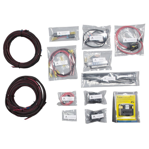 Adventure Wagon Sprinter Cabin Electrical Harness Bundle - 144 & 170