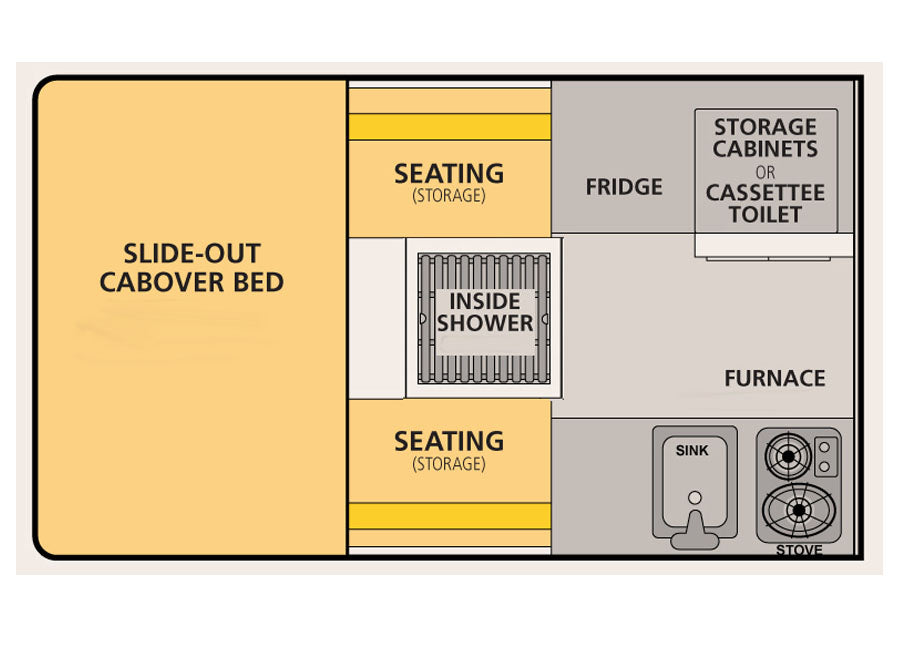 Slide-In Floorplan