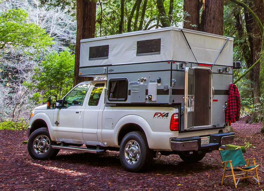 Four Wheel Campers Woolrich Edition - Main Line Overland