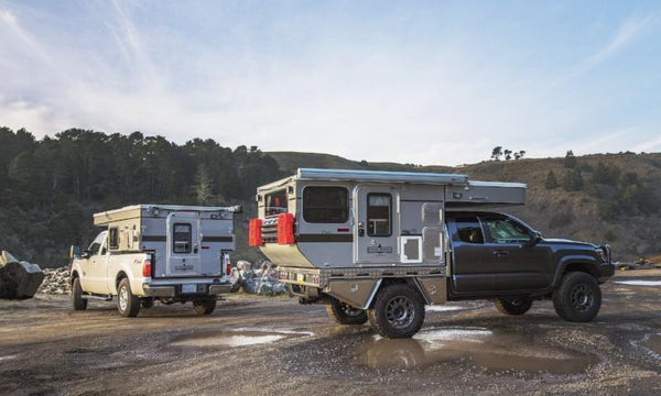 Four Wheel Campers Fleet Flat Bed
