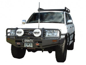ARB Front Commercial Bull Bars - 100 Series Land Cruiser