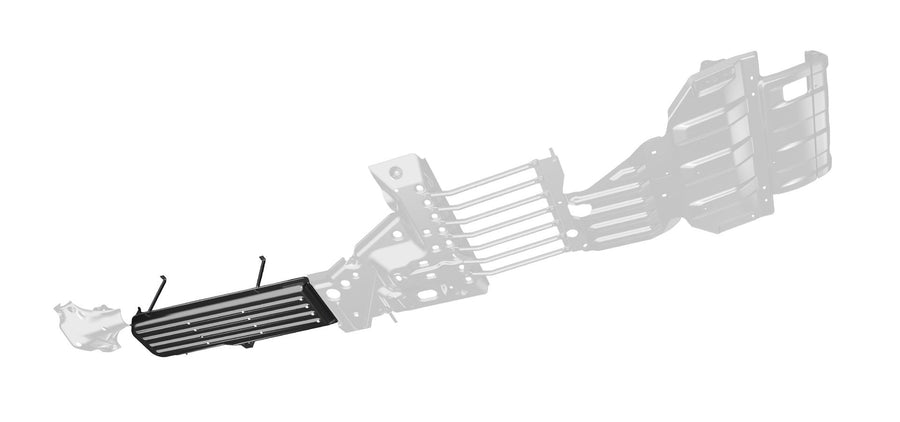 AEV - 2015+ Colorado ZR2 Bison Fuel Tank Skid Plate - *Available in NH Only