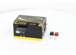 Go Power!- 2000 Watt Industrial Pure Sine Wave Inverter