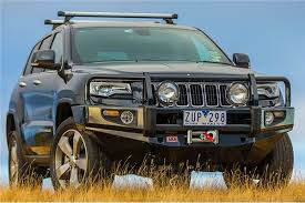 ARB Front Bull Bars - 14+ Jeep Grand Cherokee