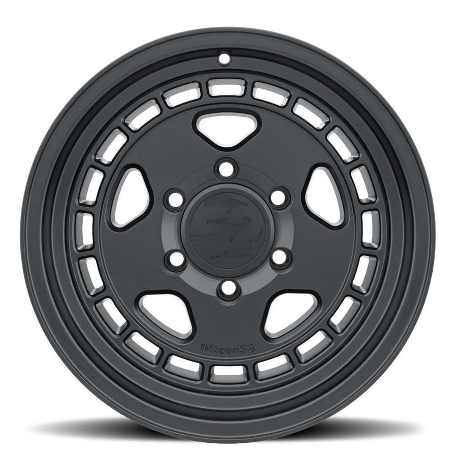 Turbomac Classic HD Wheels - Asphalt Black