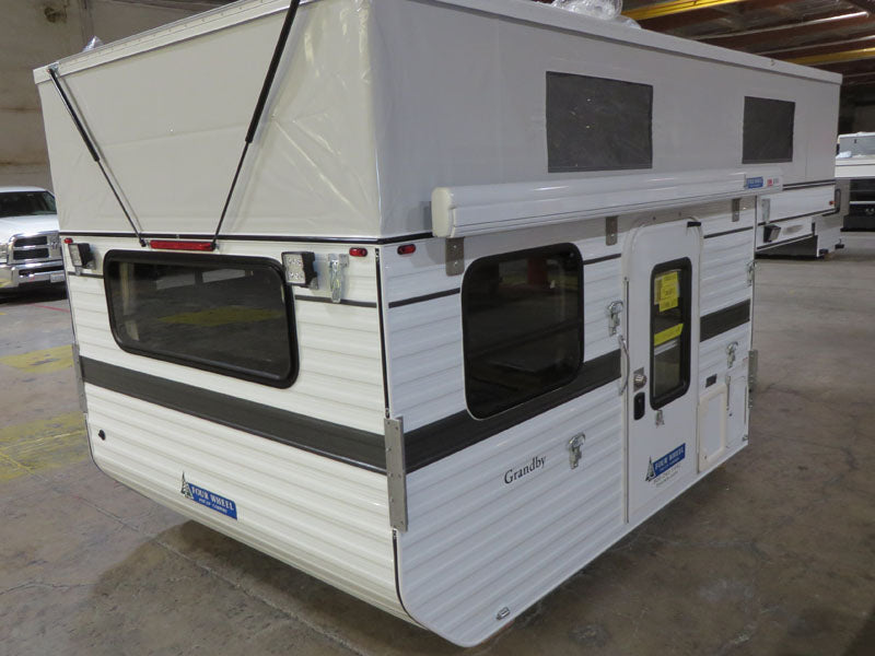 Four Wheel Campers Grandby Flat Bed Main Line Overland