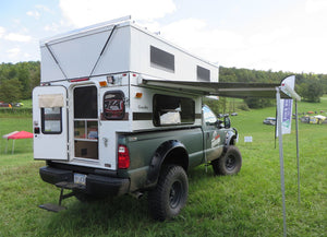 Four Wheel Campers Grandby Pop-Up