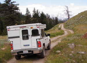 Four Wheel Campers Raven Pop-Up
