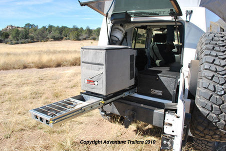 How To Fasten Your Platform To The Truck Bed