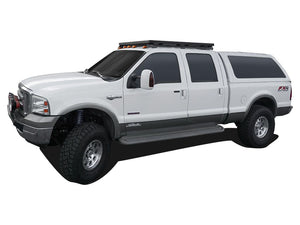 Ford F250 Super Duty, Crew Cab (1999-CURRENT) Slimline II Roof Rack Kit / Tall - By Front Runner