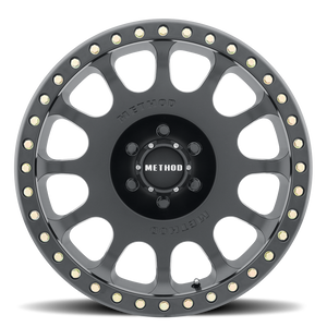 Method 105 Beadlock Race Wheels - Matte Black
