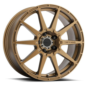 Method 501 Rally Wheels - Bronze