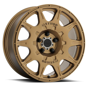 Method 502 Rally Wheels - Bronze