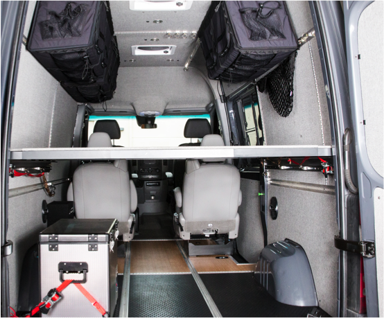 Adventure Wagon Sprinter Interior Conversion Kit - 144 & 170