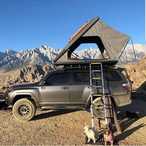 Camp King Industries Roof Top Tent