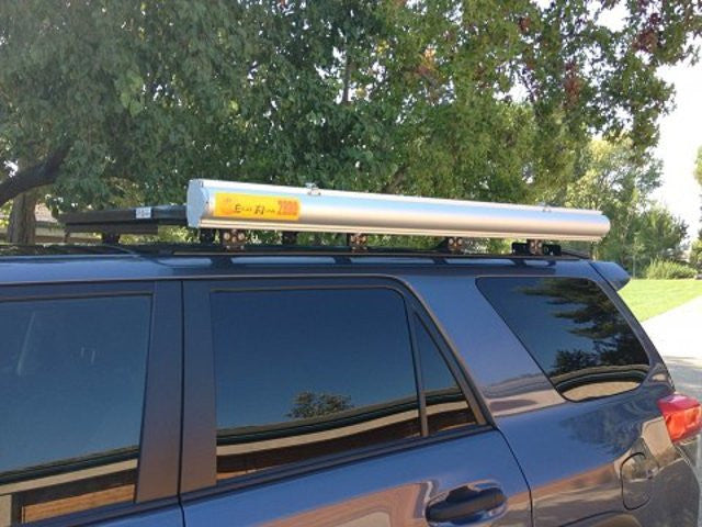Eezi Awn K9 1 6 Meter Roof Rack System For Toyota 5th Gen