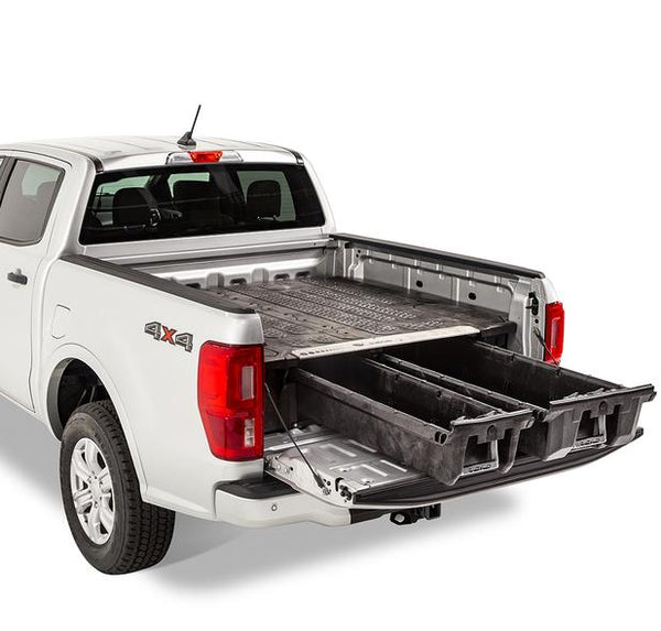 Decked- Ford Ranger/ 2019- Current/ 5' Bed Length