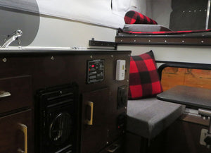 Four Wheel Campers Woolrich Edition