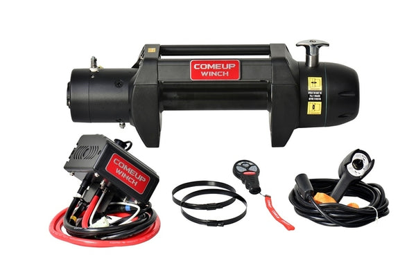 "COMEUP SEAL Gen2 9.5n, ""Naked"" 12V Winch"