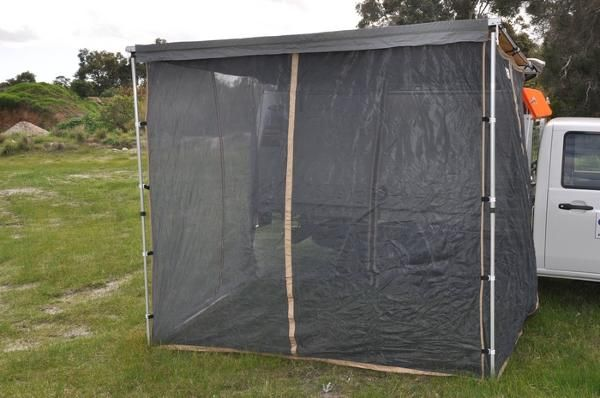 Easy-Out Awning Mosquito Net / 2.5M- By Front Runner
