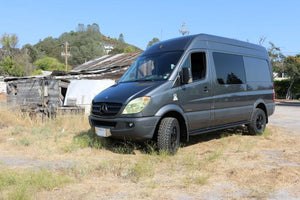 "VAN COMPASS™ 2007-PRESENT STRIKER 2"" LIFT KIT 2500 SPRINTER"