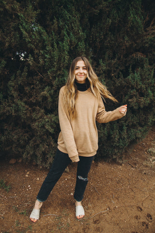 Cozy Essential Sweater