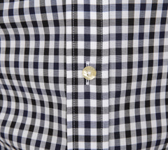 Black and Navy Gingham - Small Batch #13