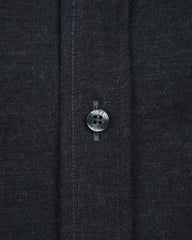 Charcoal Brushed Flannel- Small Batch #40