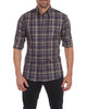 Gray, Navy, Tan Plaid - Small Batch #83