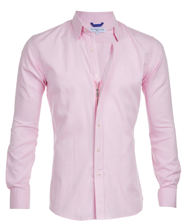 The Summer Wind Pink Royal Oxford- Small Batch #53