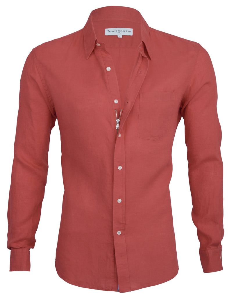 Red Linen<br>Small Batch #145