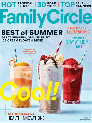 Family Circle June Issue - Mulberry & Grand Press