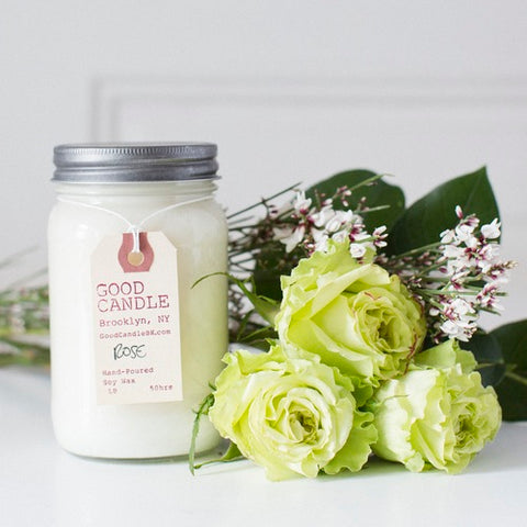 Good Candle Rose Fragrance