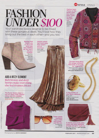 Redbook January/February 2017 Issue