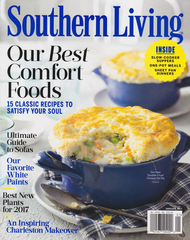 Southern Living January/February 2017 Issue